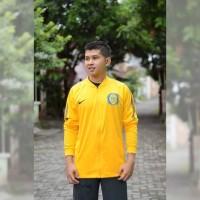 Jaket Bola Nike 2017 Rosario Central Dry Squad Drill Jacket Original