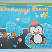 Buku Gambar Dodo Kecil