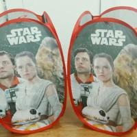 Keranjang Star War ukuran besar / keranjang / laundry bag / tas