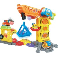 Vtech - Too-Toot Driver Countraction Site / 80-146603