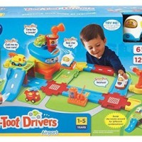 Vtech - Toot-Toot Driver Airport / 80-144103