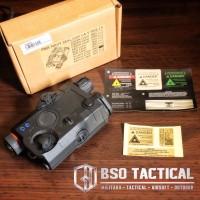 FMA NAVY SEAL/SOF LA-5 PEQ-15 Dummy Battery Box Black