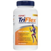 240 Tablet GNC TRIFLEX Promotes Joint Health Glucosamine & Chondroitin