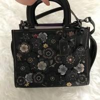 Jual Coach Rogue size 25 Tea rose Applique hand bag tote bag tas wanita   Murah