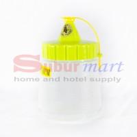 Botol sauce dan kecap serbaguna/ Dressing pot owl DP 200