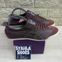 ONITSUKA TIGER MEXICO 66 DELUXE BROWN WHITE ORIGINAL QUALITY
