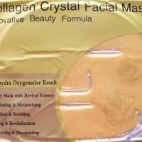 Harga sale masker topeng collagen crystal facial | Pembandingharga.com
