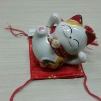 Jual MODEL BARU! Maneki Neko Kucing Keberuntungan Murah