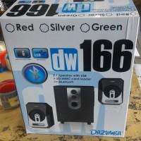 Sale Dazumba DW166 Speaker aktif 2.1 - Bluetooth- USB- SD/MMC