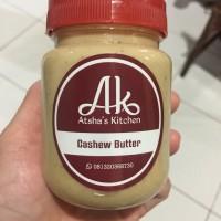 Jual Atshas Kitchen Natural Cashew Butter/ Selai Kacang Cashew Murah