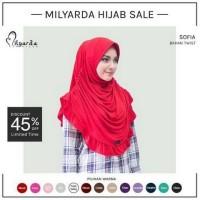 Jual Hijab Kerudung Jilbab Sofia Instan  Murah