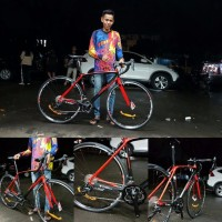 Sepeda Balap Thrill Ardent 2 0 Sora 2x9 Speed Not Giant Polygon Unit