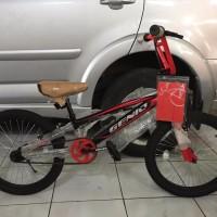 Sepeda BMX 20 Genio Fury Race Rotor