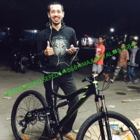 Thrill Oust 1 0 2016 Majuroyal Sepeda Mtb Fulsus 27 5 inch