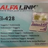 SUPER Jual KAMUS ELEKTRONIK ALFALINK EI 428 Harga Bagus AIF612