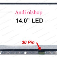 LED LCD 14.0 SLIM 30Pin Laptop Asus X441S X441