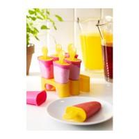 Jual Cetakan Es Krim Loli Aneka Warna IKEA CHOSIGT Murah