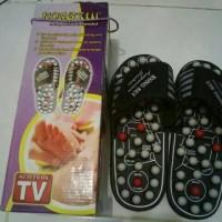 Jual Sandal Refleksi Akupuntur Kongsui / Sandal Kesehatan / Sandal Pijat Murah