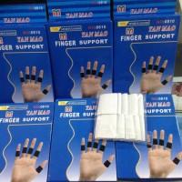 Jual New Arrival ~ Finger Support Yan Mao 0810 Pelindung Jari Putih Made In Murah