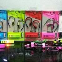Jual Headset Bluetooth JABRA J-001 Sport Wireless Earphone Universal Murah