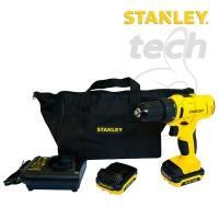 Mesin Bor Obeng Baterai / Cordless Drill Stanley SCD12S2 / SCD 12 S2