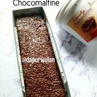 Jual Fudgy Brownies Topping Chocomaltine Murah