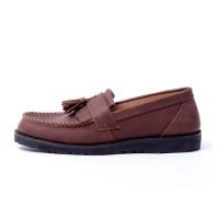AMBLE - Sepatu Pria - Jasper Royal Brown 9ccb461564