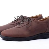AMBLE - Sepatu Pria - Jarvis Royal Brown ef2a6f5840