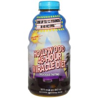 Hollywood 48 Hour Miracle Diet BPOM - 947 ML Minuman Detox Weight Loss