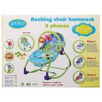 Jual Ayunan Bayi teraman Bouncher Pliko Rocking Chair Hammock Murah