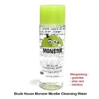 Jual Pembersih Make Up | Etude House Monster Micellar Cleansing Water Murah