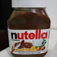 Jual Limited Edition nutella 900 gr nutella bpom Diskon Murah
