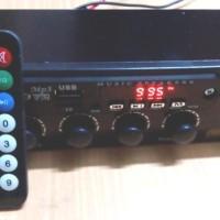 Jual JUAL Rakitan kit USB MP3 FM Tape Mobil Amplifier Stereo MT1213 Murah