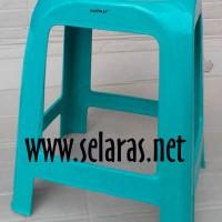 Jual Kursi Baso Plastik Anyaman Napolly 303 warna Hijau Murah