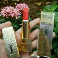 YVes Saint Laurent Rouge Pur Couture Ysl Lipstik No 13 Berkualitas