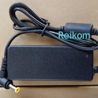 Jual Adaptor Charger LCD LED Monitor TV LG 19v 2.1a 5.5x3.0 grade original Murah