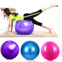 Jual PALING LARIS Gym ball Bola Fitness 65cm Olahraga senam yoga exercise Murah