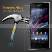 Jual (Murah) Milo Premium Tempered Glass screen protector for Sony Z1 Murah