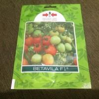 Jual 150 Butir Benih Tomat Betavila F1 Cap Panah Merah, Original Packing Murah