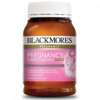 Blackmores, Pregnancy & Breast-Feeding Gold 180 Caps