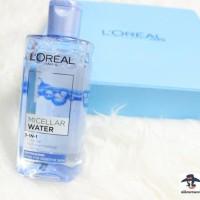 Jual LOREAL PARIS MICELLAR WATER 3 IN 1 REFRESHING PEMBERSIH MAKEUP 250mL Murah