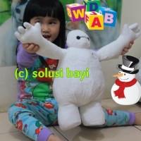 Jual jual Boneka Plush BayMax Big Hero 6 Plush BEST SELLER Murah