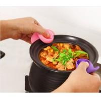 Jual Klip Pelindung Jari Tangan Anti Panas untuk masak / Microwave Murah