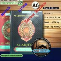 Jual [A6] Al Quran - Alquran Al Akhyar Rainbow A6 - Mulia Ab Murah Murah