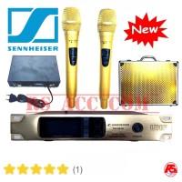 Jual mic wireless sennheiser ew100 G6 free coper Berkualitas Murah