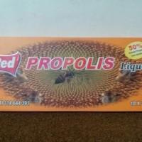 Jual (Dijamin) red propolis lliquid sco original per botol murah Murah