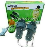 Jual (Sale) Sandal Terapi Pijat Foot Massager Sunmas Alat Refleksi Kaki Murah