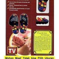 Jual (Diskon) Sandal Terapi Kesehatan / Sandal Refleksi Alas Kaki ALL SIZE Murah