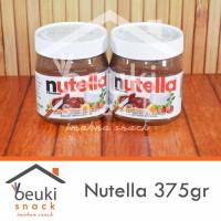 Jual murah Nutella Spread / Selai Nutella 375gr Murah