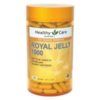 (Sale) Royal Jelly 1000 Mg 365 Kapsul -- Healthy Care